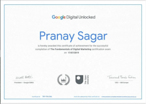 Become A Digital Marketer For Free | Google Certified